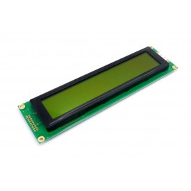 Display LCD 40x04 Verde com Luz de Fundo (Back Light) WH-4004A-YYH-JT - Winstar