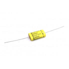 Capacitor Polipropileno Axial 2.2uF/250V - Série B32231 - Epcos