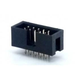 Conector Header perfil baixo 10 vias 180° 103-10GSK - Penzel