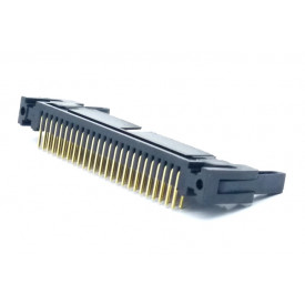 Conector Header com ejetor 50 vias 90° DS1011 - 104-50GRKL - Penzel