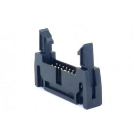 Conector Header com ejetor 16 vias 90° 104-16GRKL - Penzel