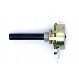 Potenciômetro 23mm Linear A4M7 Ω eixo plástico sem chave - Constanta