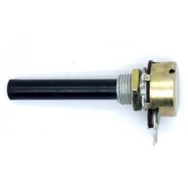 Potenciômetro 16mm Linear A1K Ω eixo plástico sem chave - Constanta