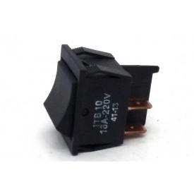 Interruptor de Tecla Bipolar ITB10 LIGA/DESLIGA 16A - Emicol