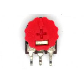 Trimpot Vertical 4K7 Com Botão - Constanta