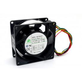 Microventilador Cooler MO75BA2H Bivolt (80x80x38mm) Bucha