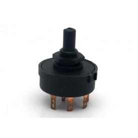 Interruptor Rotativo 1 Pólo 4 Posições 37004 - Margirius