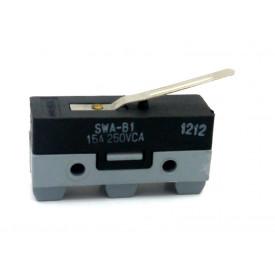 Micro Switch com Alavanca Flexível média - SWA-B1 - Switron