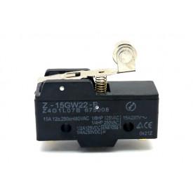 Micro Switch com Alavanca Rígida Pequena com Rolete - KW-15GW22-B