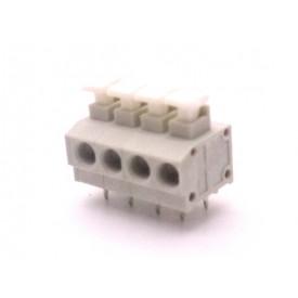 Conector Cinza Multipolar AK4101-08KD Fêmea de 8 vias - Passo 5.0mm - Phoenix Mecano