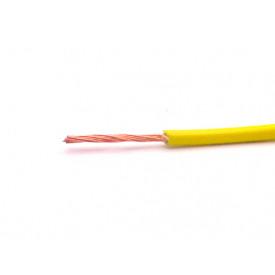 Cabo Flexível Amarelo 1.5mm - Mult Cabo - Preço Por Metro