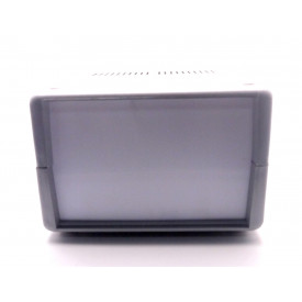 Caixa Plástica HT200 Cinza - Shako