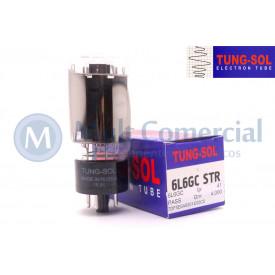 Válvula 6L6GC STR Pentodo de Potência Tung-Sol