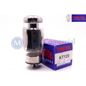 Válvula KT120 Tetrodo de Potência Tung-Sol