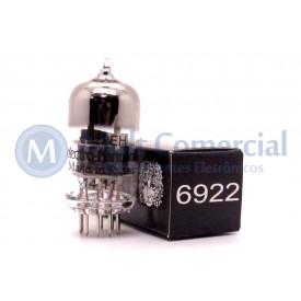 Valvula Duplo Triodo 6922EH ECC88 ElectroHarmonix