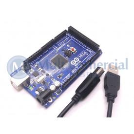 Arduino MEGA 2560 R3 com cabo USB