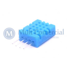 Sensor de Temperatura e Umidade DHT-11 - GC-56