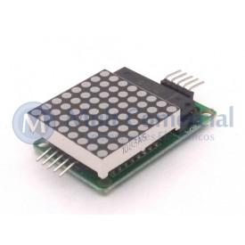 Módulo Matrix MAX7219 Compatível com Arduino- GC-31