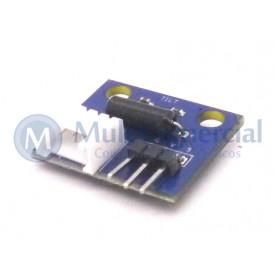Módulo Vibrador 3P/4P Compatível com Arduino - GC-30