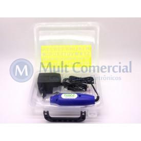Mini Furadeira TZF45 com Maleta