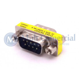 Adaptador DB09 MachoxMacho DS-1082-02-9F8LNDS - Connfly