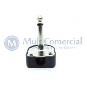 Plug P10 90° Mono JL11061 - JIALI