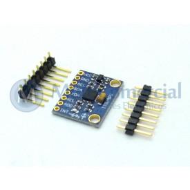 Acelerômetro GYRO 3 Eixos Compatível com Arduino - GC-46