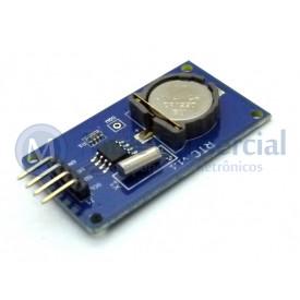 Módulo Relógio RTC V1.1 Compatível com Arduino - GC-62
