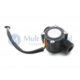 Sensor de Fluxo de Água YF-S201 - BC