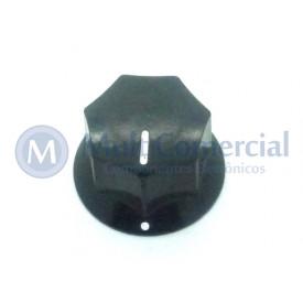 Knob com risco K14 25.1mm com parafuso - B.B.C