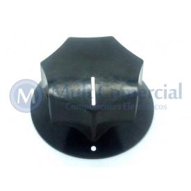 Knob com risco K16 50mm com parafuso - B.B.C