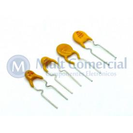 Fusível Resetável RXE010 PTC 0.1A 60V PolySwitch Termistor - Cód. Loja 4124