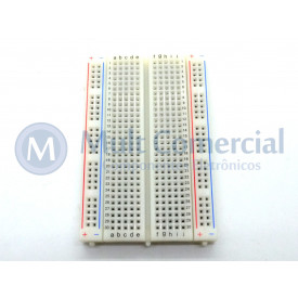 Protoboard 400 pontos EIC- 65-40-8010 - E.I.C.