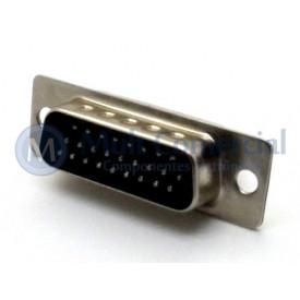 Conector DB26 Macho Solda Fio
