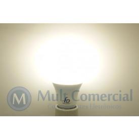 Lâmpada Led A60 6W 4.000K - Luz Branca Natural 550 Lumens - Bivolt - Equivale a 60W Incadescente