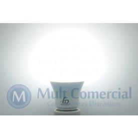 Lâmpada Led A60 8W 6.500K - Luz Branca 850 Lumens - Bivolt - Equivale a 70W Incadescente