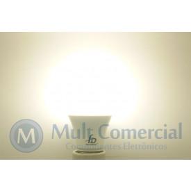 Lâmpada Led A60 10W 4.000K - Luz Branca Natural 1000 Lumens - Bivolt - Equivale a 80W Incadescente