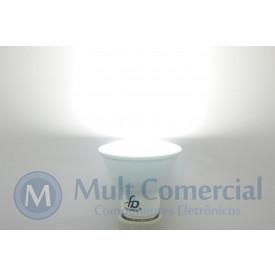 Lâmpada Led PAR20 8W 6.500K - Luz Branca 650 Lumens - Bivolt - Equivale a 65W Incadescente