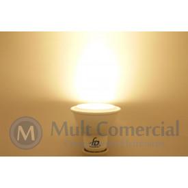 Lâmpada Led PAR20 8W 3.000K - Luz Amarela 600 Lumens - Bivolt - Equivale a 65W Incadescente