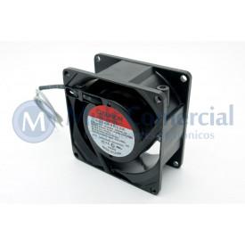 Microventilador Cooler SF23080A-2083HSL 220-240V 2300RPM 18/16Watts (80x80x38mm) Rolamento