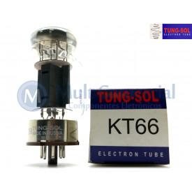 Válvula KT66 Tetrodo de Potência Tung-Sol