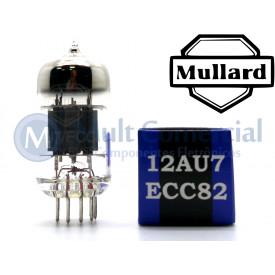 Válvula Duplo Triodo 12AU7 ECC82 Mullard