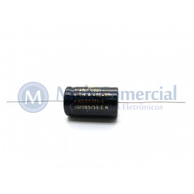 Capacitor Eletrolítico Axial 47uf/500V - F&T