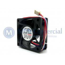 Microventilador Cooler RT-060 24VDC 3.800RPM 6.0 Watts (60x60x25mm) Rolamento - 13.112 - Nework