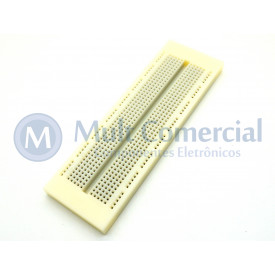 Protoboard 550 pontos sem kit de Jumpers EIC-7010 165-40-7010 - E.I.C.