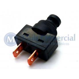 Chave Push-Button Normalmente Aberto 20A 12V ASW-24 (LIGA)/DESLIGA