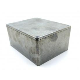 Caixa de Alumínio Original Hammond a Prova de Água 1590WC