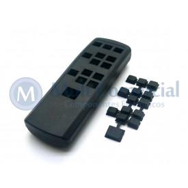 Caixa Plástica Para Controle CR-100/4 - Patola