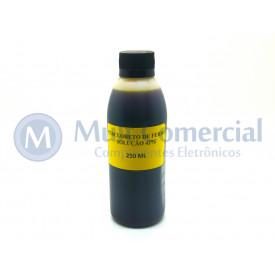 Percloreto de Ferro Líquido 250ml