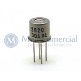 Sensor de Gás TGS2620 Compatível com Arduino - GC-43